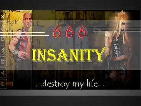 666 - Insanity (audio)