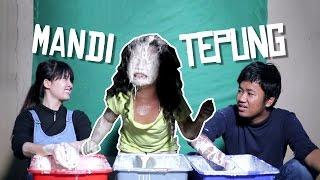 Video Mandi Tepung w/ Yudha Keling & Cici Fani | Koin Challenge | 100K Subscribers MP3, 3GP, MP4, WEBM, AVI, FLV Mei 2017