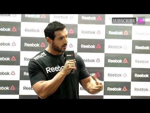 John Abraham & Nargis Fakhri Launched First Reebok