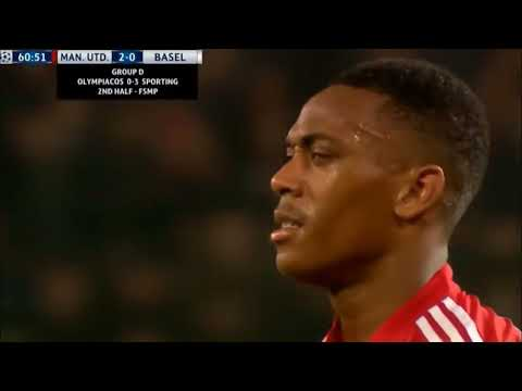 Manchester United vs Basel 3 0   Goals & Highlights   Champions League 12 09 2017 HD
