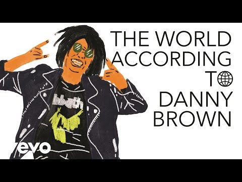 VIDEO: DANNY BROWN - 'The World According To Danny Brown'