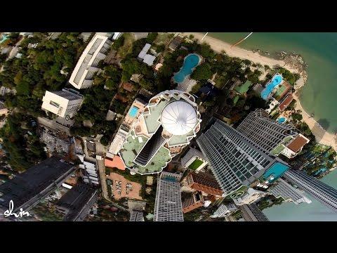 MERCADRONE - FPV NA TAILANDIA FREESTYLE