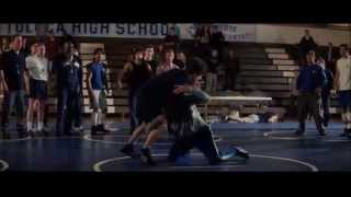 Cursed Movie (2004) Wrestling Scene