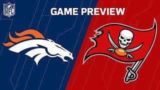 Broncos vs. Buccaneers (Week 4 Preview) | Dave Dameshek Football Program | NFL by NFL