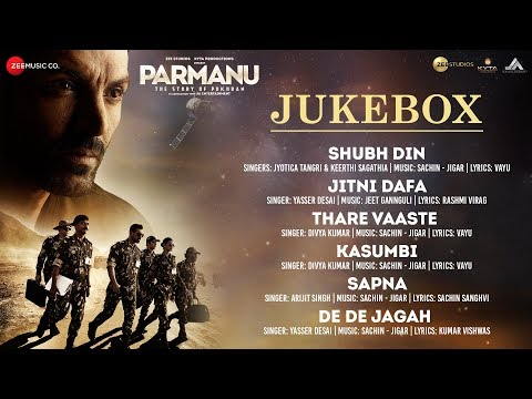 PARMANU:The Story Of Pokhran - Full Movie Audio Ju