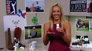 Trending on TOUR   Marshmallow tricks, the luck of the Irish and Dash Day quotes Happy Gilmore by PGA TOUR