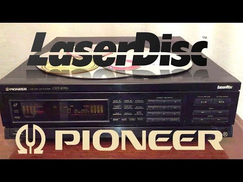 Laserdisc With A Hidden Drawer PLUS See The Insides Working!