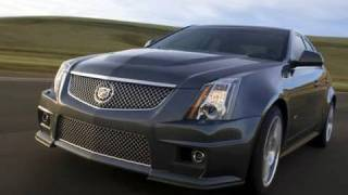 2009 Cadillac CTS-V Review - FLDetours