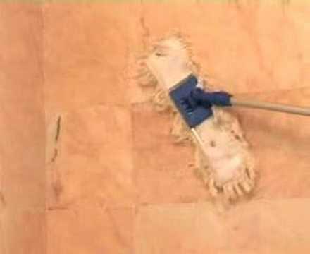 comment nettoyer travertin sol