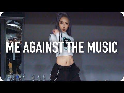 Me Against The Music - Britney Spears ft. Madonna / Mina Myoung Choreography - Thời lượng: 7 phút, 14 giây.