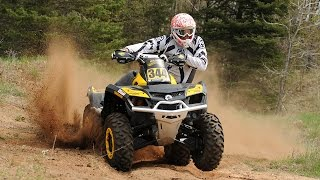 9. Can-Am ATV Review