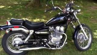 7. Review of Honda Rebel