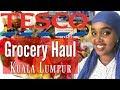 Download Lagu TESCO Grocery Haul (with PRICES) | Kuala Lumpur Mp3 Free