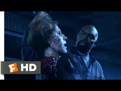 Land of the Dead (2005) - Anti-Zombie Fireworks Scene (1/10)   Movieclips
