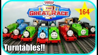 BEST Thomas and Friends THE GREAT RACE #164 Thomas & Friends TrackMaster Toy Trains for KIDS