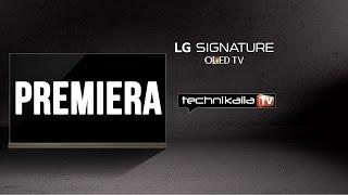 Premiera telewizorów OLED od LG