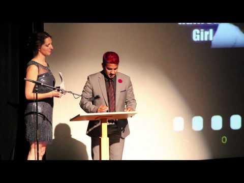 The Isaac 'ThePuma' Miller Award (видео)