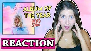 Video Taylor Swift - Lover Full Album Reaction download in MP3, 3GP, MP4, WEBM, AVI, FLV January 2017