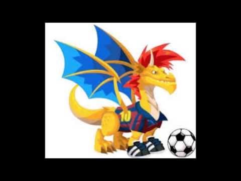 Como crear o hacer al dragón futbolista en dragon city 100% seguro y real y ACTUALIZADO 2013