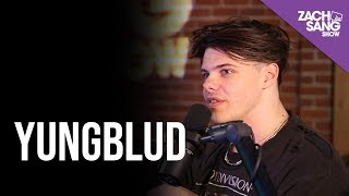 YUNGBLUD Talks 11 Minutes, Working with Halsey and Travis Barker & New Album