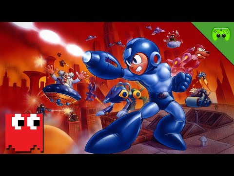 Mega Man mit Cheater-Pad - GEEK 2015