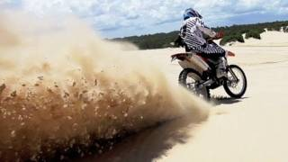 9. KTM 500EXC - Toby Price going off!