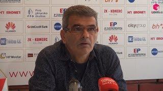 Slišković:Ne vjerujem da ćemo dopustiti da tri boda ne ostanu u Mostaru