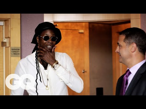 2 Chainz Stays in a $25K a Night Hotel that Comes with a Maybach | Most Expensivest Shit | GQ