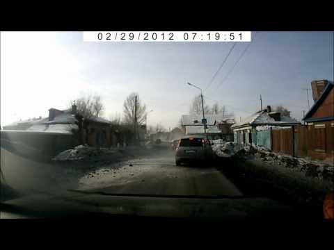 Подборка ДТП с видеорегистраторов. Жесткие аварии  - (Смотрим)