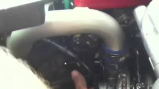 9. How to fix a stuck turbo on a Honda Aquatrax