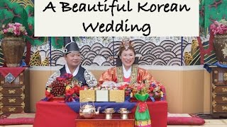 A Traditional Korean Wedding
