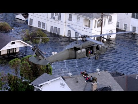 New Orleans after Katrina: A tale of two cities