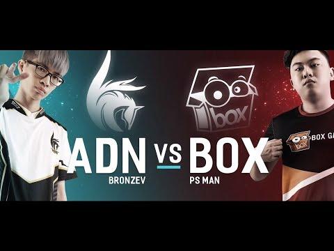Playoffs 2: BOX Gaming vs Adonis Esports - Đấu Trường Danh Vọng Mùa Xuân 2019 - Thời lượng: 1:55:19.