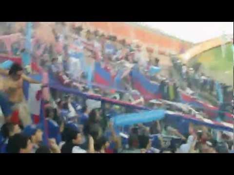 Video - Los de Abajo se toman mendoza y el malvinas - Los de Abajo - Universidad de Chile - La U - Chile