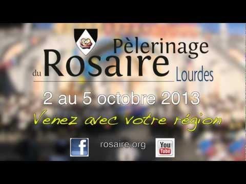 Rosaire 2013 : grandir dans la foi et plus jamais dans l'homophobie à Lourdes