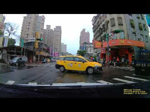 台北市木柵路二段 汽機車 車禍