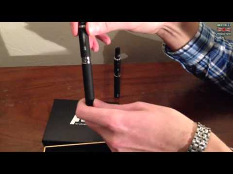 EGO-W F1 Electric Cigarette Full Review
