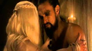 Shipper vid for Dany and Drogo from Game of Thrones. Video is full of SPOILERS. Rated M, only for ~adults. Song: White Blank...