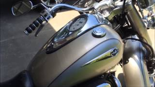10. 2004 Yamaha Roadstar Silverado 1700cc walk around
