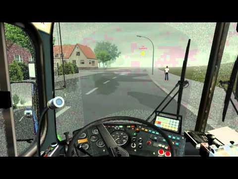 OMSI Bus Simulator Gameplay HD