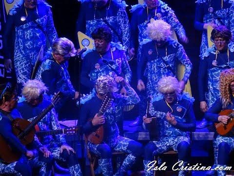 Coro»El Fantasma del Tablao»(Ayamonte) Preliminares