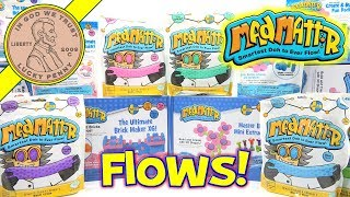 Mad Mattr provided by Relevant Play for reviewMad Mattr Review: Molding Dough That Flows - Blocks - Shapes - GIANT Giveaway - 6 Colors!  It was a great surprise when we got two boxes of Mad Mattr! I love learning about these kind of products and showing them on video.  I plan on showing the Mad Mattr in a series of videos.  I hope in the next video to show the larger sets and then in the following video do all six colors, where I can mix it cut it and squish it all on camera. I do plan after I finish the Mad Mattr video to gather all of my dough, putty & sands and show them all on one large comparison video.Lucky Penny ThoughtsLPS-DaveLater!Here is the web site page to learn about are giveaways:  http://www.luckypennyshop.com/giveaways/Look for the parental consent button in blue - print that, fill it out and include that with your letter.    ▶ About UsLucky Penny Shop is a family-friendly YouTube channel that features videos of kids food maker sets, slime, putty, new & vintage toys, games and candy & food from around the world! There are over 5500 videos!▶ Product InfoMad Mattr Building Block - Shapes - GIANT Giveaway - Colors!Visit us online ▶ http://www.luckypennyshop.com/waba-fun-mad-mattr-the-ultimate-brick-maker-purple/The Ultimate Brick Maker SetMaster Builder Mini Extruder SetCreate & Build Fun PackThe Ultimate Brick MakerMad Mattr Pink MattrMad Mattr Green MattrMad Mattr Teal MattrMad Mattr Blue MattrMad Mattr Purple MattrMad Mattr Red Mattr▶ Watch More VideosPlay Sand & Play Foam Kids Play Sets - Kinetic Sand, Sands Alive - Glow Sand - Kiddy Dough Reviews https://www.youtube.com/watch?v=Gi9hqadXnOo&list=PL27_x9U5H26t3MkXbvctDmzICzVydJBwT&index=16 Play Sand Comparison! Kinetic, Squishy, Sands Alive, Cra-Z-Sand, Brookstone & Moon https://www.youtube.com/watch?v=uG8UkempW6kRainbow Kinetic Sand! I Mix & Make Colors - ASMR Satisfying Sand Playing Videohttps://www.youtube.com/watch?v=cgf0fpo1W6cAqua Sand - Magic Sand That Never Gets Wet! - DIY Aqua Sandhttps://w