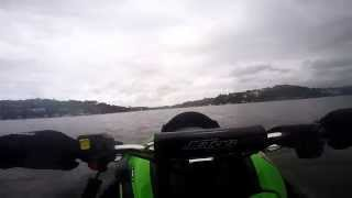 9. 2015 Kawasaki Ultra 310R  Quick acceleration