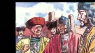 XIII asr Movarounnaxr va Xorazmda mo`g`ullar bosqini