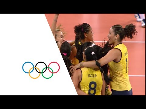 Brazil Vs Russian Fed. - Women's Volleyball Quarterfinal | London 2012