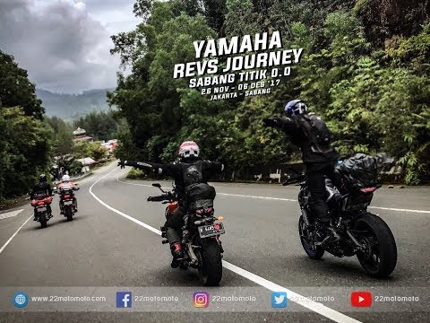 yamaha Revs Journey Sabang Episode 4