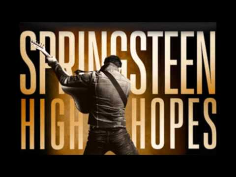 Hunter Of Invisible Game Bruce Springsteen High Hopes