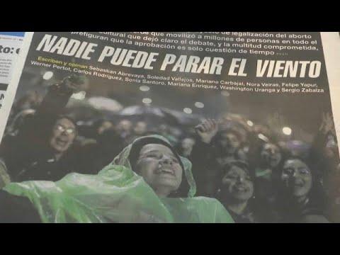 Αργεντινή: Οι θέσεις του Μάκρι για τις αμβλώσεις