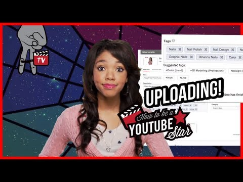 tags - Teala Dunn shows you how to upload your video like a boss and get more views by using tags! plus she goes into detail about how to make a good description se...