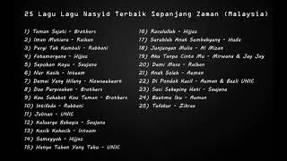 Video Koleksi Album - 24 Lagu Lagu Nasyid Terbaik Sepanjang Zaman (Malaysia) MP3, 3GP, MP4, WEBM, AVI, FLV September 2019